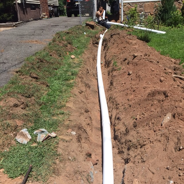 Drainage System for Your Backyard  2