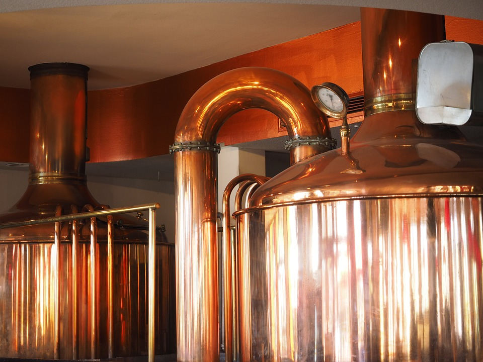 Essential Parts to Building a Brewery 1