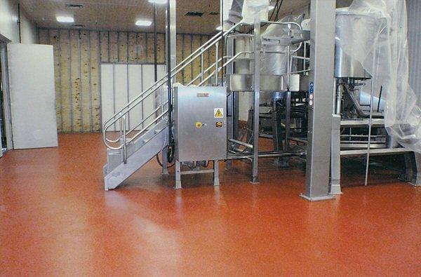 Food Industry Flooring