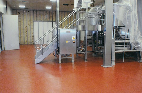 Food Industry Flooring