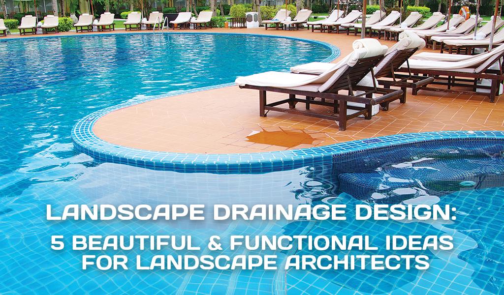 Landscape Drainage Design Header