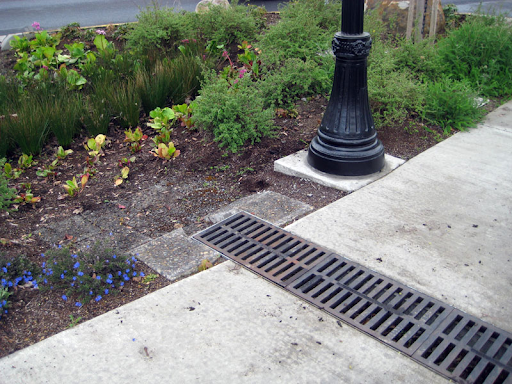 Landscape Drainage Options 2