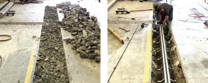 Retrofitting Floor Drains for Breweries 1