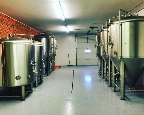 Retrofitting Floor Drains for Breweries 2