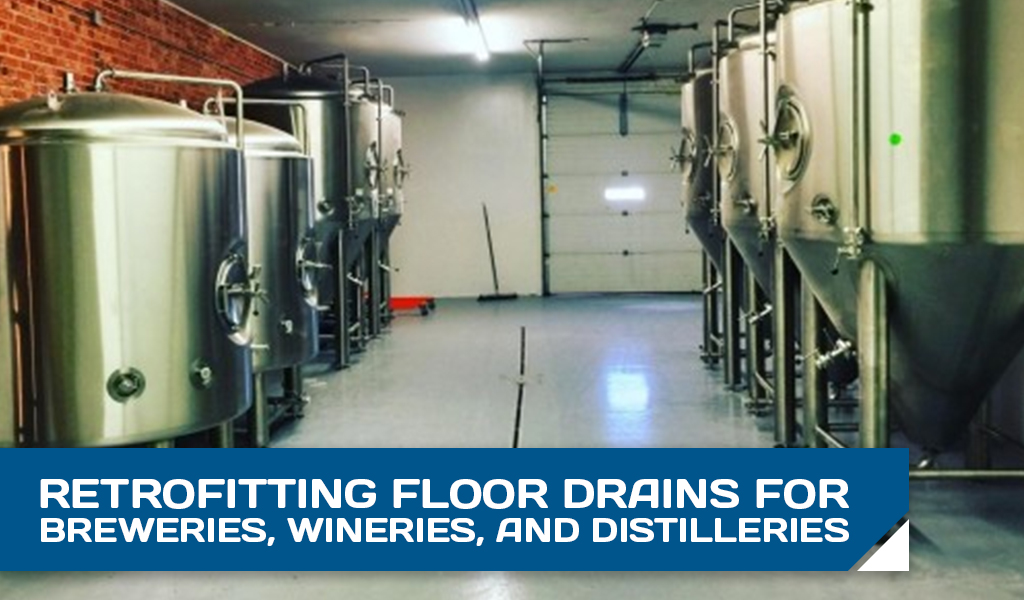 Retrofitting Floor Drains for Breweries header