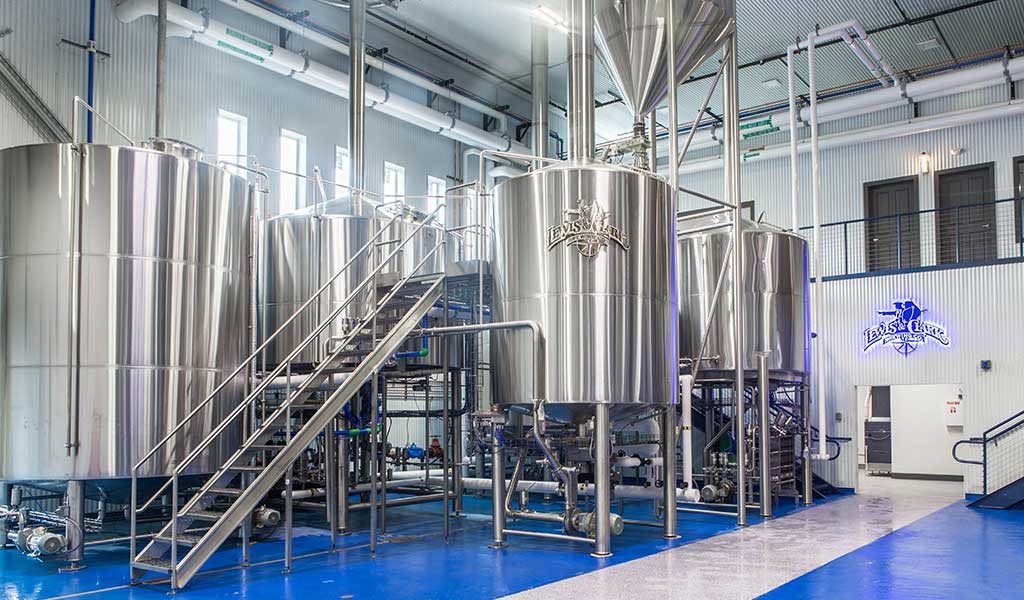 Stainless Steel Polymer Concrete for Brewery Drainage 1