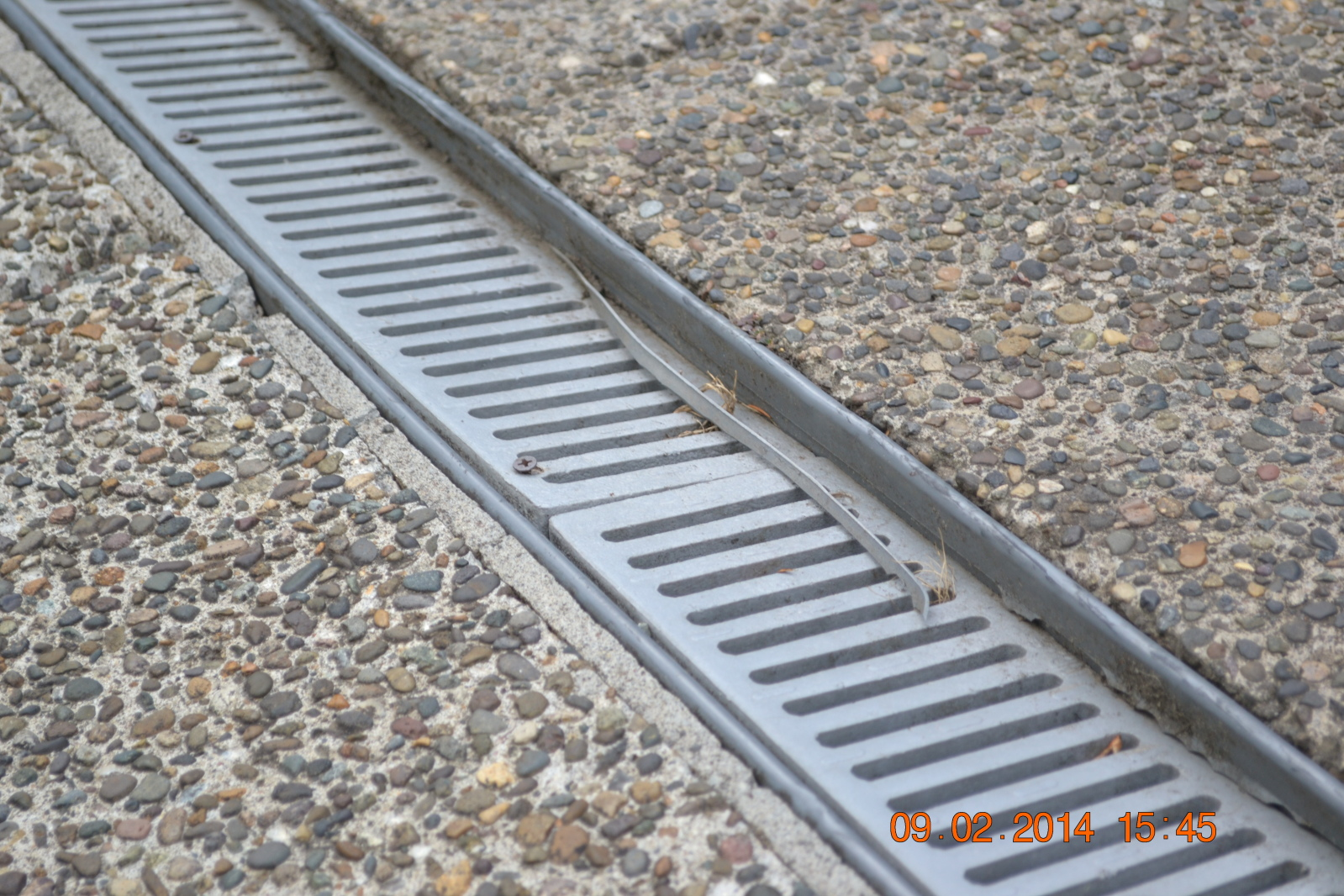 Traffic Rated Trench Drain 1