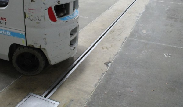 Traffic Rated Trench Drain 2
