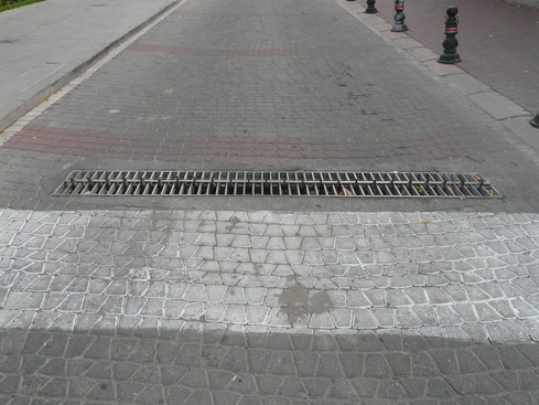 Why a Sidewalk Trench Drain is Better For Your Civic Project-3