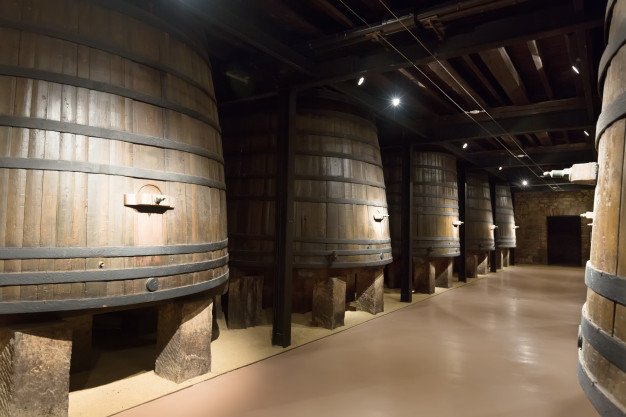 Winery Building Design