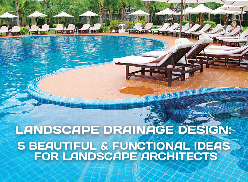 Landscape Drainage Design: 5 Beautiful & Functional Ideas ... on Landscape Drainage Design  id=99037