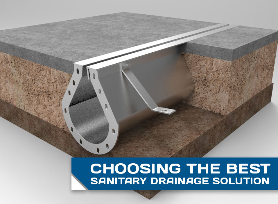 Properly Functioning Floor Drains Are Essential In All Sorts Of Industries But They Especially Important For The Food And Beverage Industry